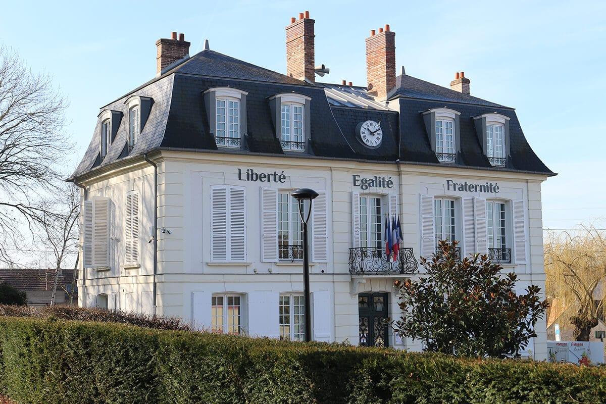 Mairie Saintry sur Seine