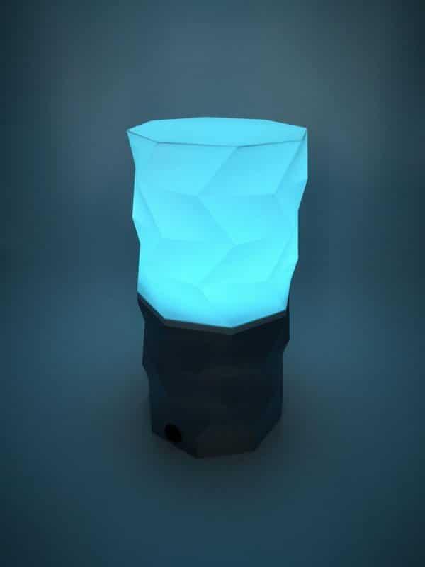 Lampe Polygone